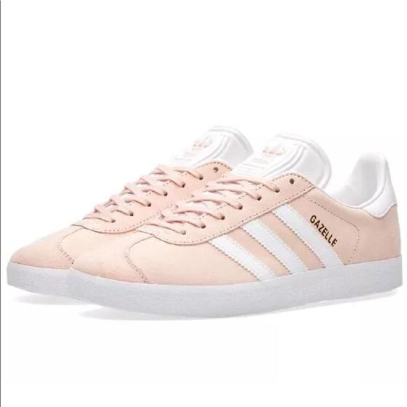 Adidas zapatos hombre   mujer 11 gacela poshmark Rosa Talla 12